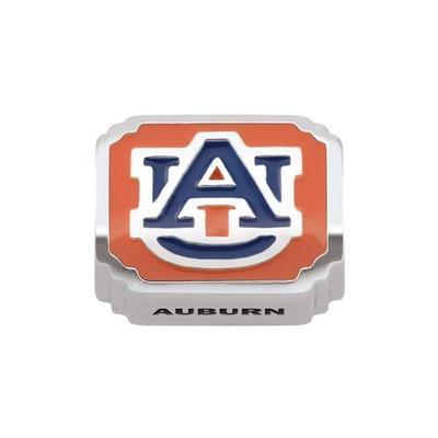 Auburn Rectangular Logo Charm Bead