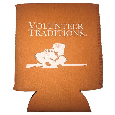 Tennessee Volunteer Traditions Rifleman Coozie (Orange)