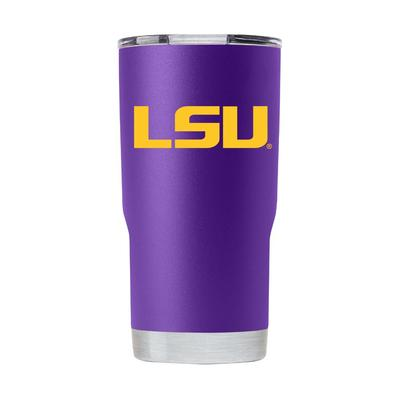LSU Gametime Sidekick 20oz Tumbler With Lid