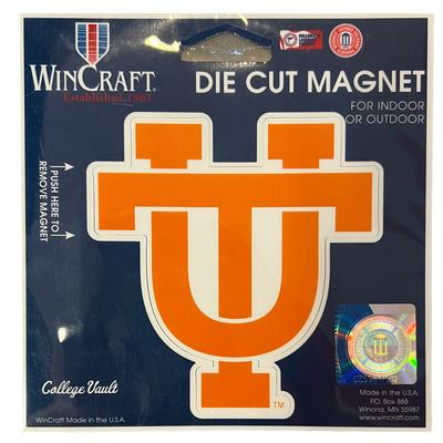Tennessee Magnet Vault UT Logo (4