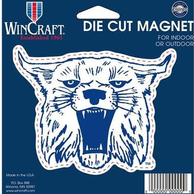 Kentucky Magnet Vault Wildcat Logo (4