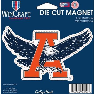 Auburn Magnet Vault War Eagle Logo (4