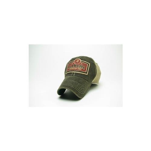 Alabama Legacy Scoreboard Meshback Adjustable Hat