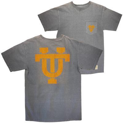 Tennessee Retro Brand Interlock UT Tee