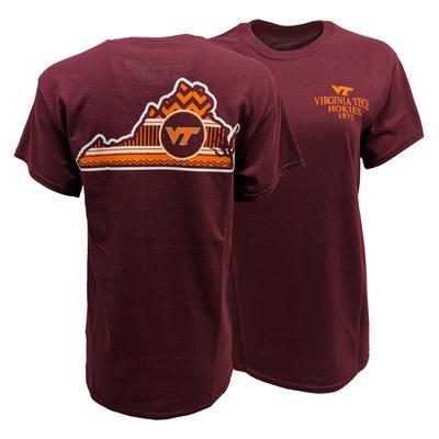 Virginia Tech State Aztec T-Shirt