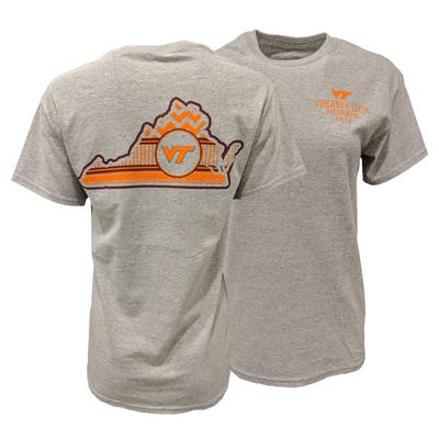 Virginia Tech State Aztec T-Shirt
