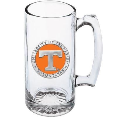 Tennessee Heritage Pewter Super Stein (Orange Emblem)