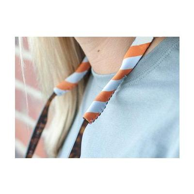 Tennessee Volunteer Traditions Striped Tristar Sunglasses Strap