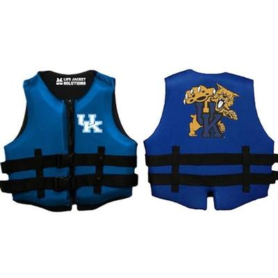 Kentucky Adult Neoprene Life Jacket