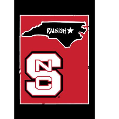 NC State State Garden Flag (12