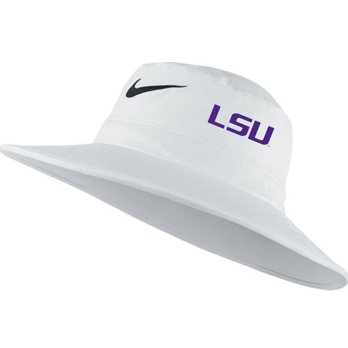 Lsu Nike Golf Sun Bucket Hat