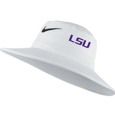 LSU Nike Golf Sun Bucket Hat