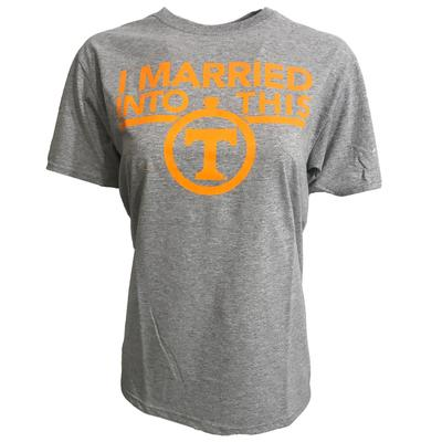 Tennessee I Married Into This T-Shirt OXFORD
