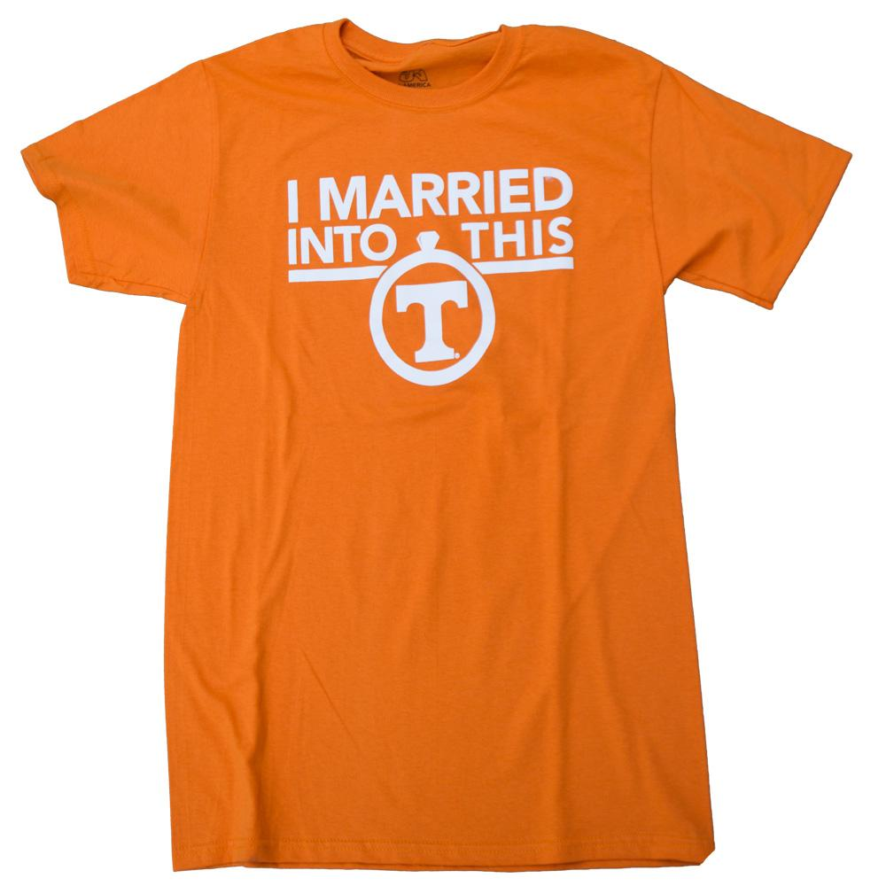 Tennessee I Married Into This T- Shirt