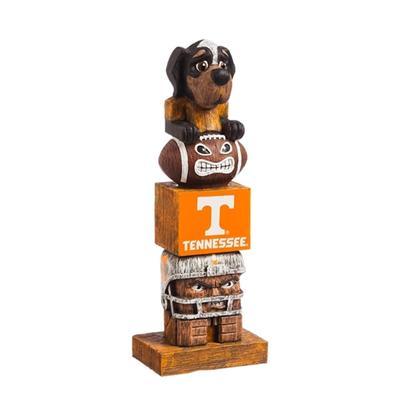 Tennessee Tiki Totem Statue