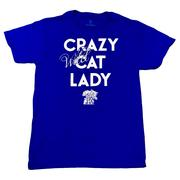 Kentucky Women's Crazy Wildcat Lady Tee