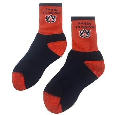 Auburn Youth Future Fan Socks