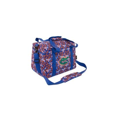 Florida Quilted Cotton Mini Duffle Bag
