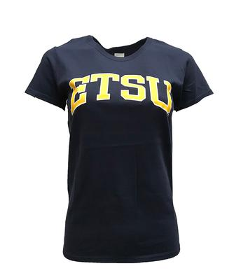 ETSU Women's Arch T-Shirt