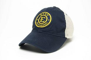 ETSU Legacy Adjustable Snapback Trucker Hat