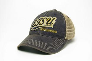 ETSU Legacy Vintage Adjustable Snapback Trucker Hat