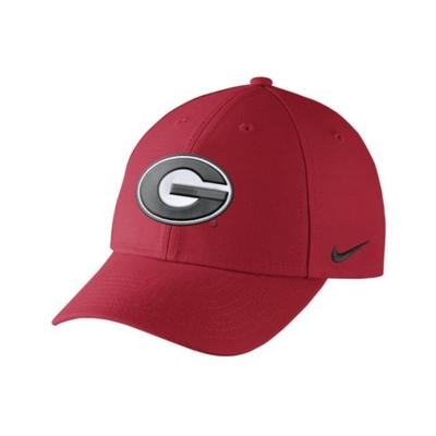 Georgia Nike Dri-FIT Wool Classic Adjustable Hat