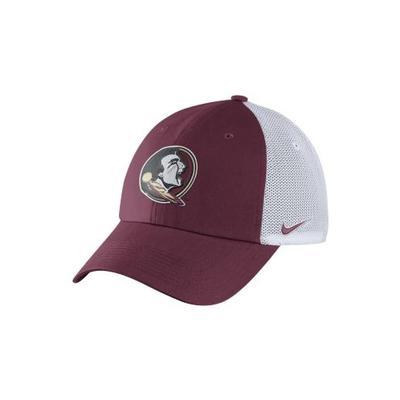 Florida State Nike Heritage86 Adjustable Trucker Hat