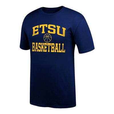 ETSU Arch Basketball Tee Shirt