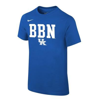 Kentucky Nike Youth BBN Tee