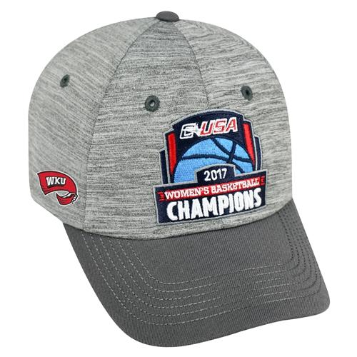 2017 Western Kentucky Women's C- Usa Championship Hat