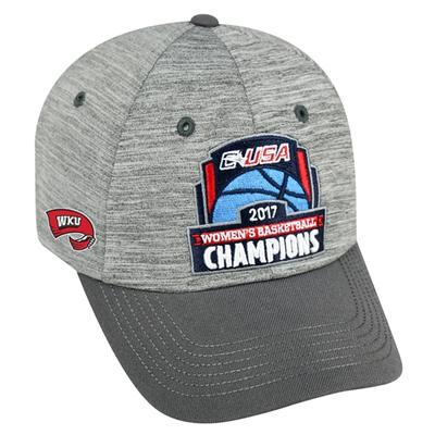 2017 Western Kentucky Women's C-USA Championship Hat