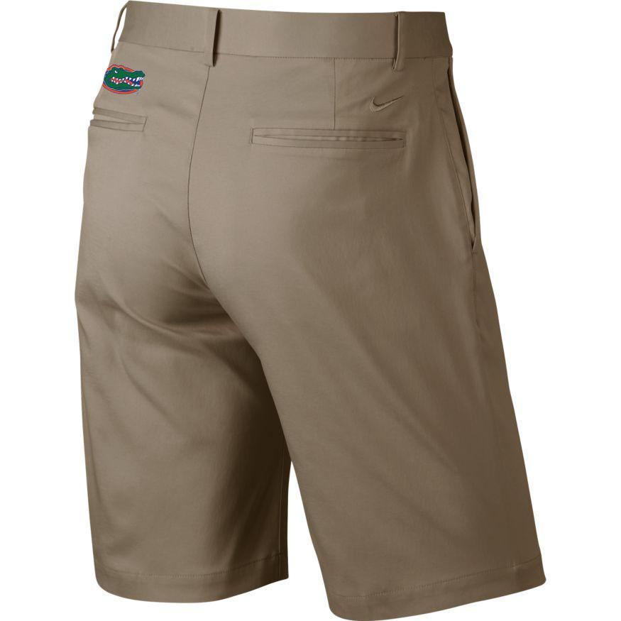 Florida Nike Golf Flat Front Short