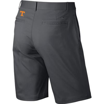 Tennessee Nike Golf Flat Front Shorts DK_GREY