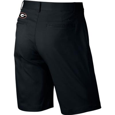 Georgia Nike Golf Flat Front Short