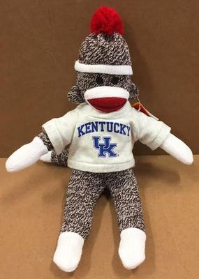 Kentucky Wildcats Sock Monkey