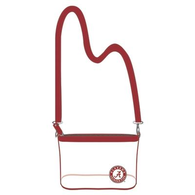 Alabama Game Day Clear Crossbody Bag