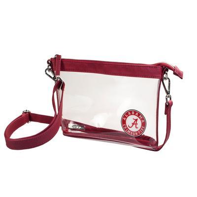 Alabama Game Day Clear Crossbody Bag