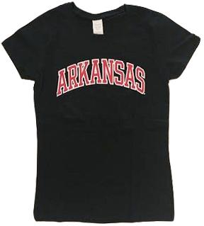 Arkansas Women's Arch T-Shirt