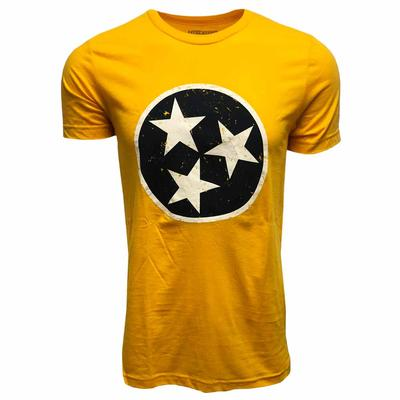 Tennessee Tristar State T-shirt GOLD/NAVY_TRISTAR