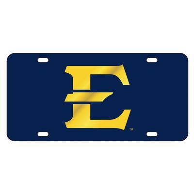 ETSU Mirror License Plate