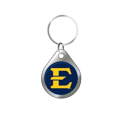 ETSU Logo Key Chain