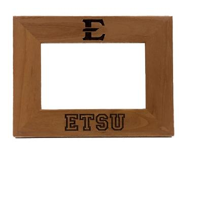 ETSU Wood Engrave Frame