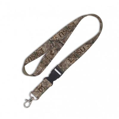ETSU Camo Lanyard with Detachable Buckle