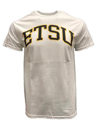 ETSU Arch T-Shirt WHITE