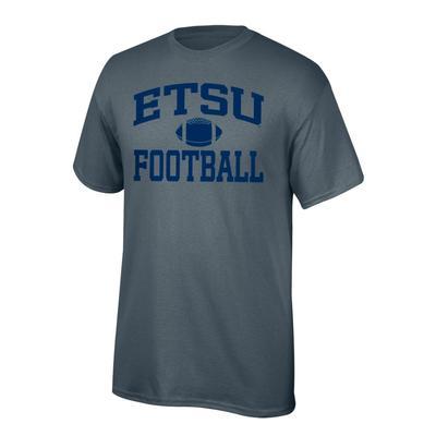 ETSU Basic Football Tee OXFORD