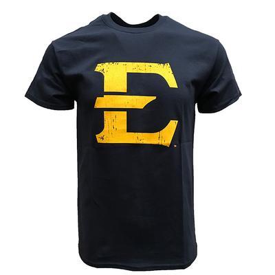ETSU Giant E Logo Tee