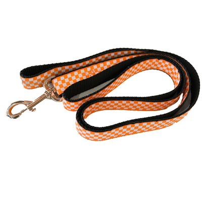 Tennessee Checkerboard Dog Leash