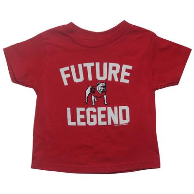 Georgia Toddler Future Legend Tee