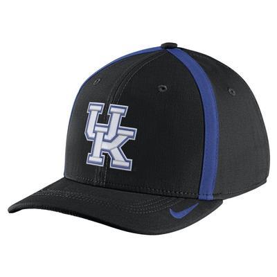 Kentucky Nike Aerobill Sideline Flex Fit Hat