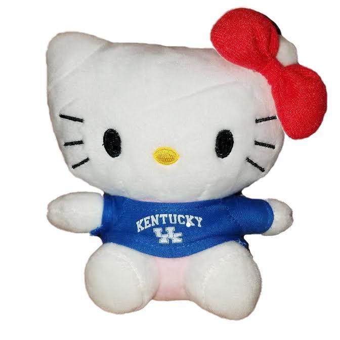 Kentucky Plush Hello Kitty 6